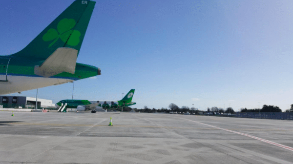 New Project at Dublin Airport – Hangar Road Reconstruction